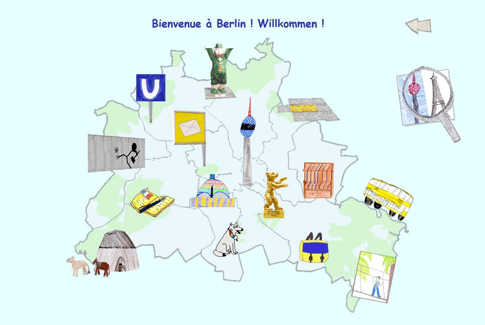Berlin pour les enfants: reportages et infos