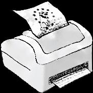 Drucken - imprimer