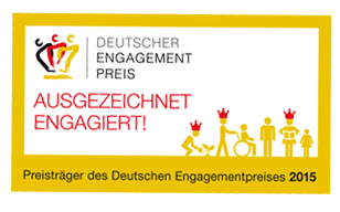 Logo Deutscher Engagement Preis