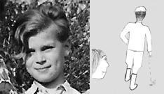 Horst ramassait les mégots des soldats pour son grand-père