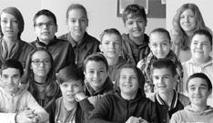 Französiche Schüler