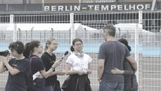 Interview on Tempelhofer Feld