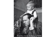 Helmuth James von Moltke z synem Casparem