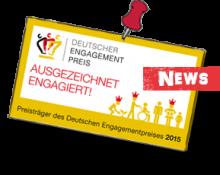 Deutscher Engagement Preis Logo