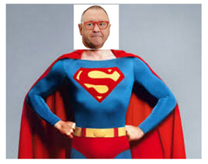 Superman Jurek Owsiak