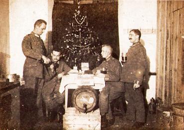 erster weltkrieg weihnachten vor 100 jahren vor dem. Black Bedroom Furniture Sets. Home Design Ideas