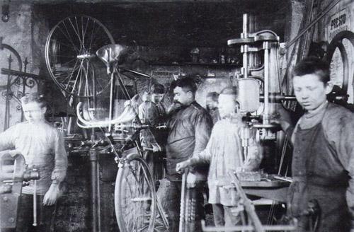 atelier serrurerie
