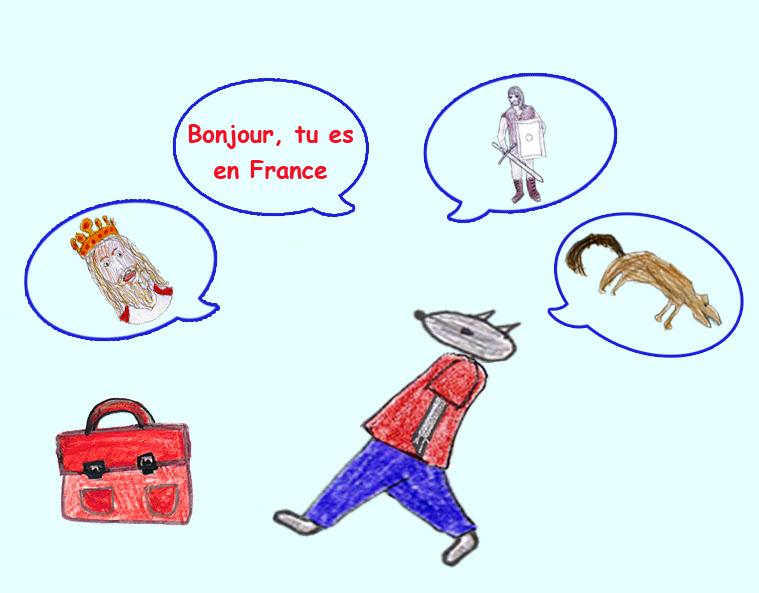 Viel Spass Französisch