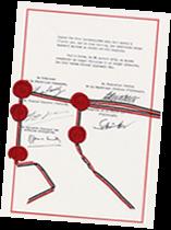 Der Vertrag: seine Bedeutung und was wir und andere darüber denken
