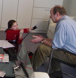 Spezial medien presse journalismus interviews mit for Journalist spiegel